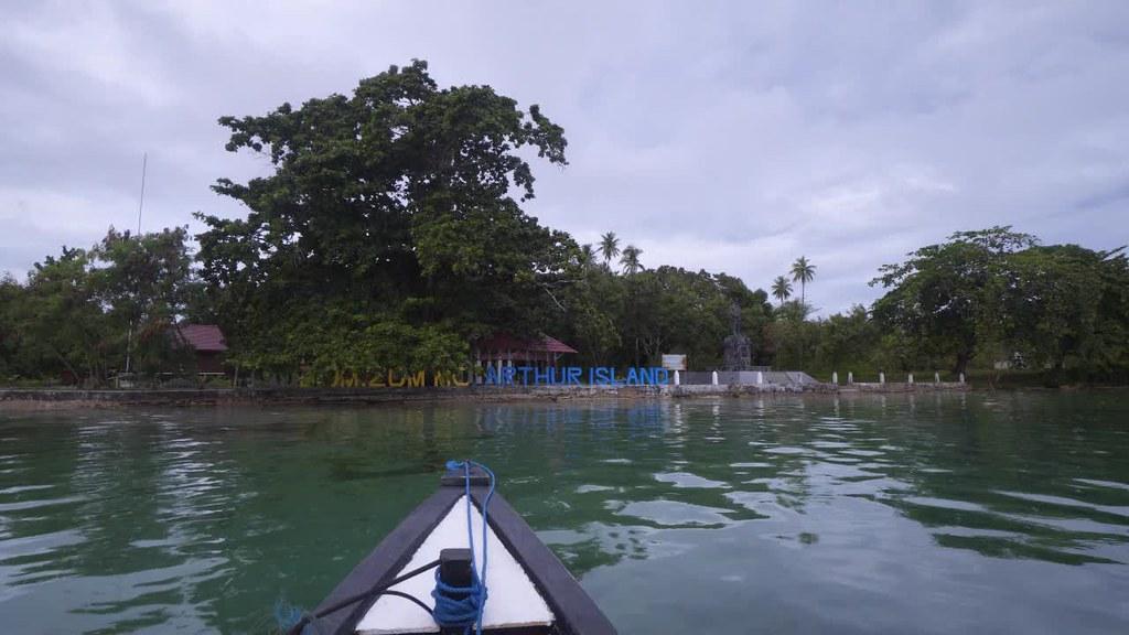 Zumzum Mc. Arthur Island, Morotai, North Moluccas