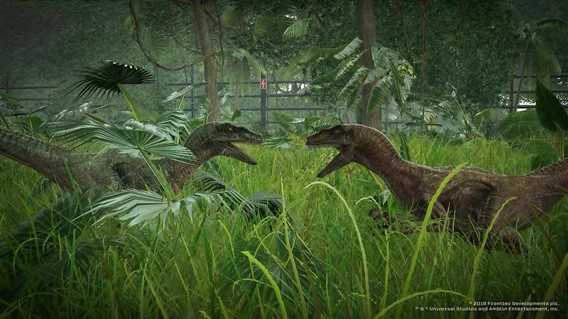 Jurassic World Evolution Screenshots