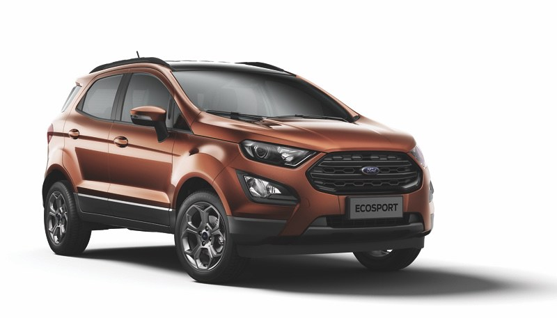 EcoSport S - Canyon Ridge