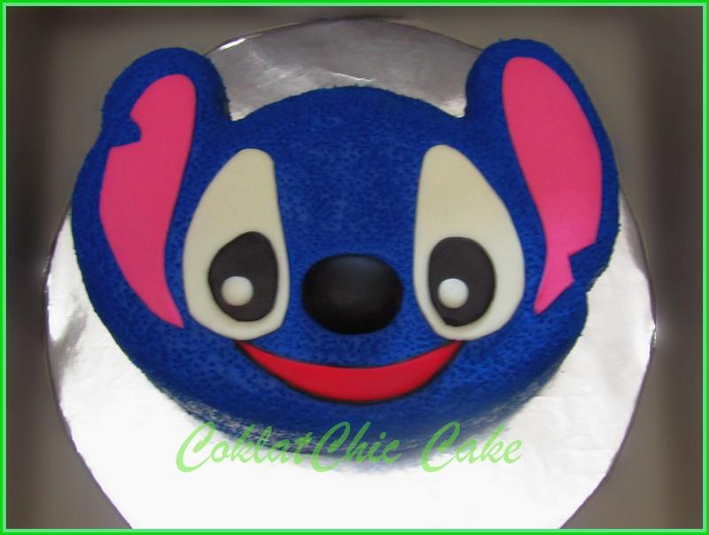 Cake STITCH 20 cm