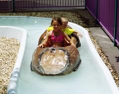 Sea World - San Antonio - June 2001
