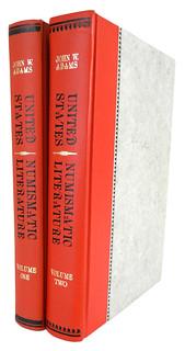 Adams U.S. Numismatic Literature