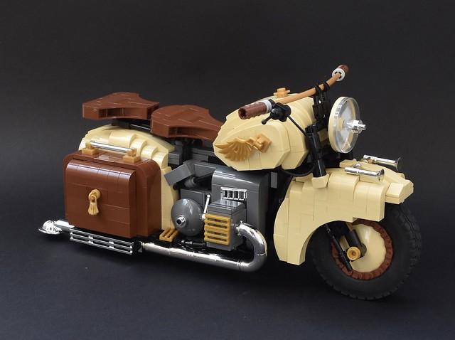 Dispatch Bike ( deluxe version )