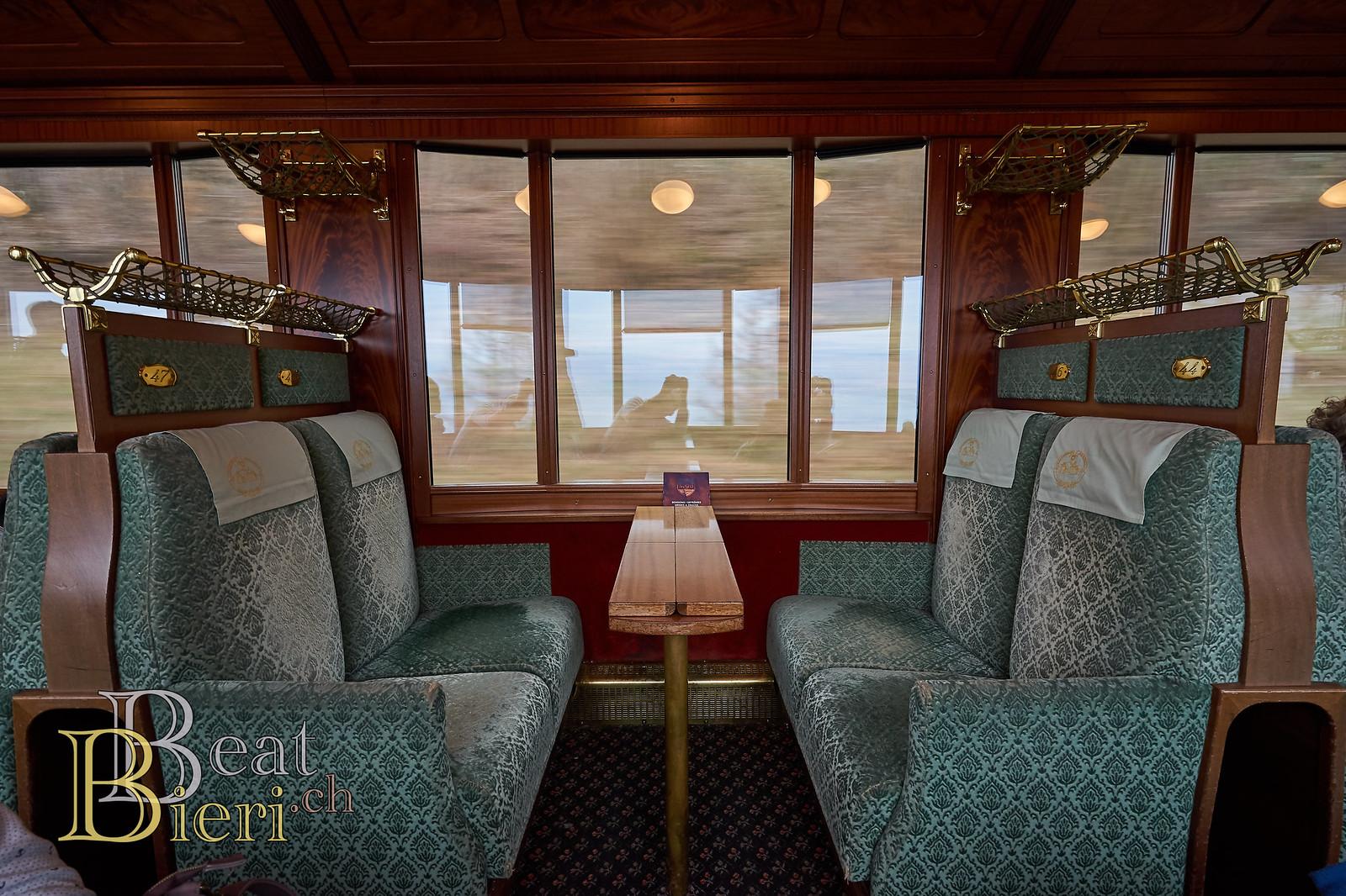Montreux Oberland Bahn - Belle Epoque