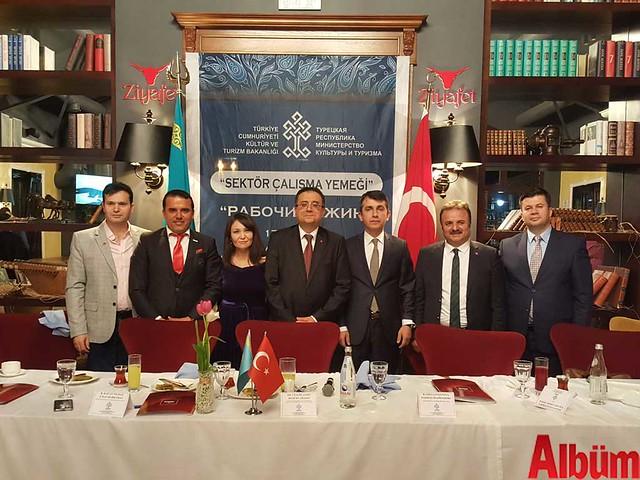 Kazakların tercihi Antalya -2