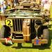 Caldicot Castle Wartime Wheels 045