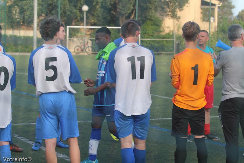 Football: Mar Vivo - Rocbaron U17