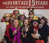 #Advantage15Years
