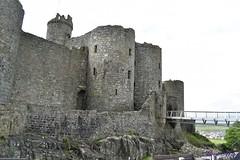 Harlec Castle