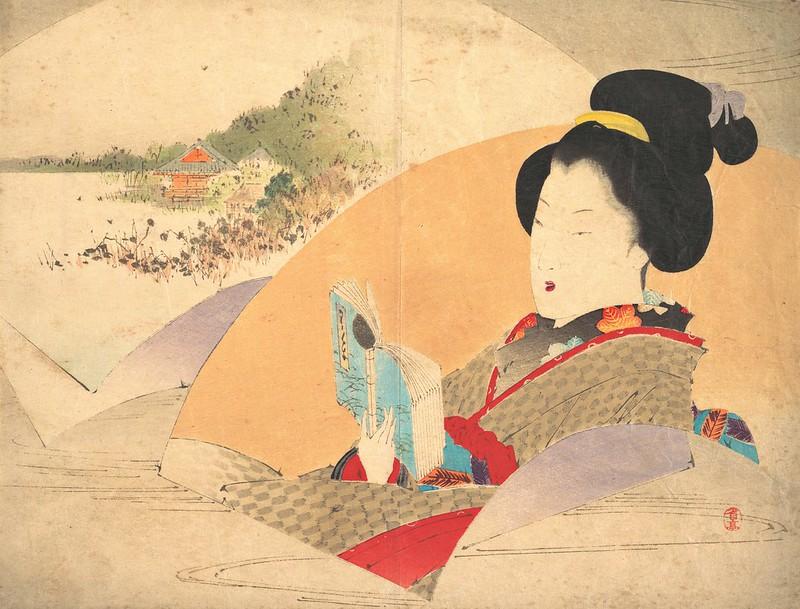 Watanabe Shotei (1851-1918) - Print (c.1906)