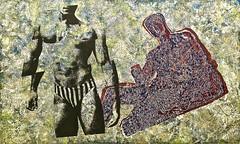 Untitled (1989) - Alex Flemming (1954)