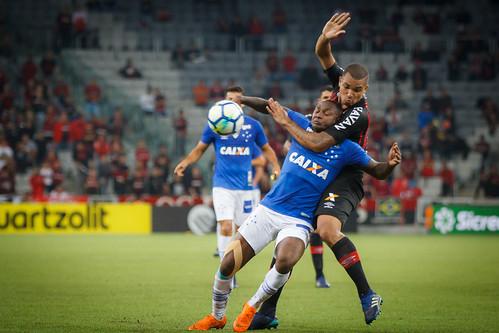 Atlético-PR x Cruzeiro 16/05/2018