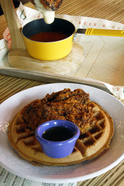 Nashville Chicken & Waffles
