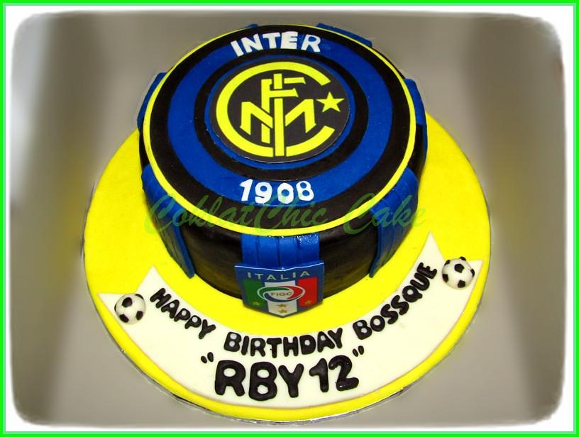 Cake Intermilan BOSSQUE RBY12 15 cm