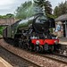The Flying Scotsman / Cathedrals Express