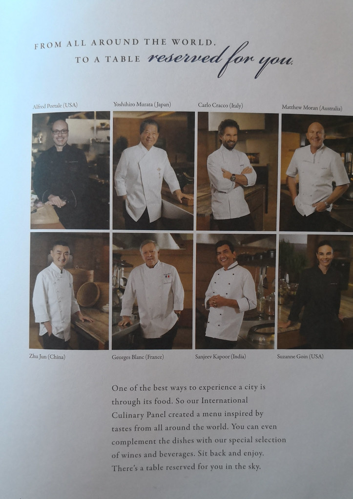 SQ Chefs