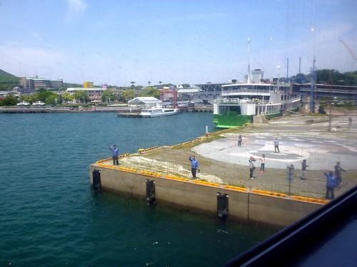 Kyusho Ferry, Port of Shimabara