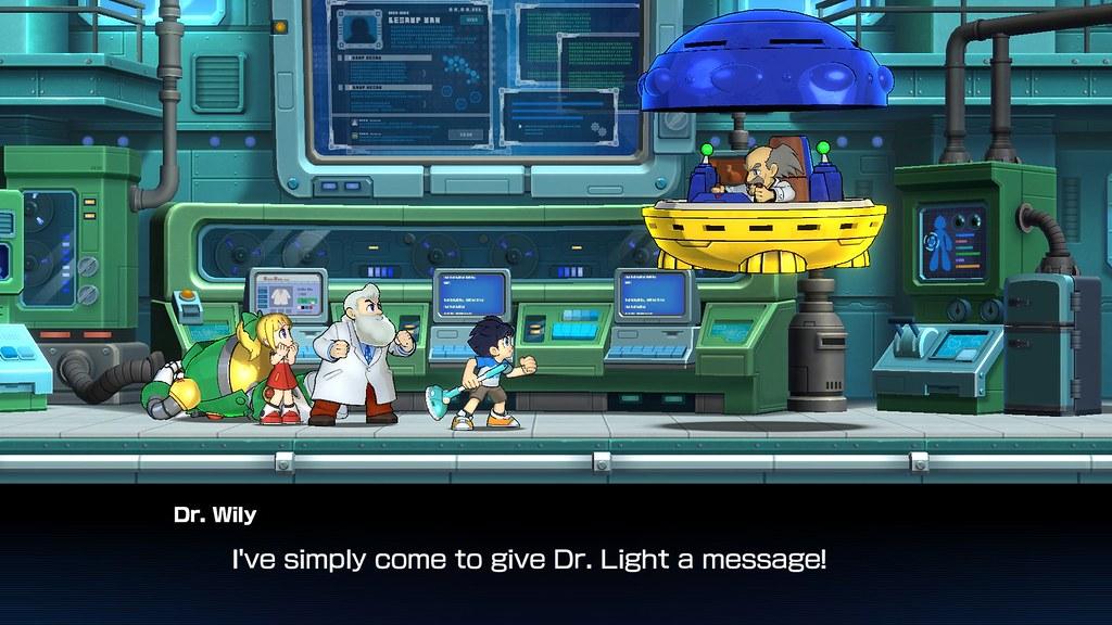 Mega Man 11 - Wily