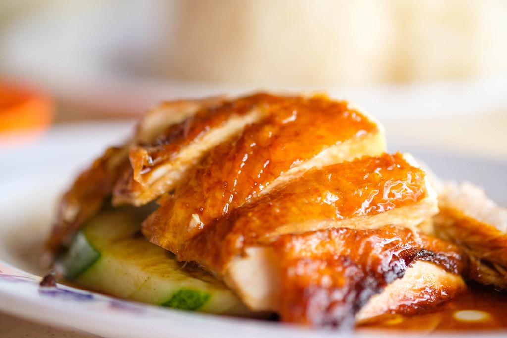 鸡头鸡饭烧鸡