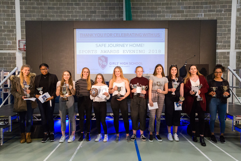 NGHS Sports Awards Evening 2018