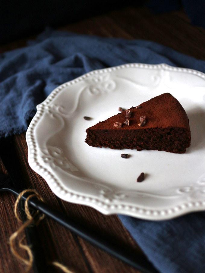 5 樣食材 濃郁法式巧克力蛋糕 fondant-au-chocolat-formage-blanc (10)