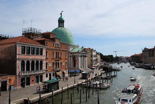 Iglesia de San Simeón Piccolo (Venecia, Italia, 17-6-2017)