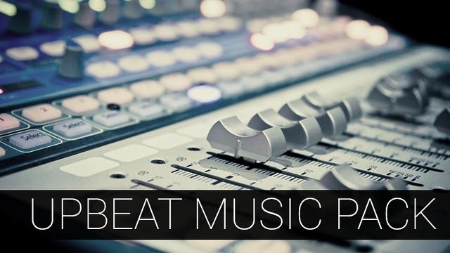 Upbeat Music Pack