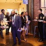 Fri, 11/05/2018 - 5:36pm - Annual fundraising party for WFUV Public Radio, at Milk Studios in Manhattan, 5/11/18. Photo by Gus Philippas