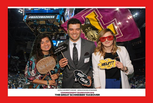 Quinlan Commencement Celebration 2018: Photo Booth