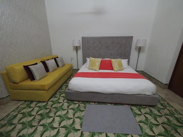 土, 2018-03-03 18:32 - メリダのAirbnb Casa Coco