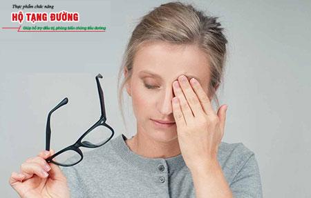 Bệnh tiểu đường làm tăng nguy cơ suy giảm thị lực, mù lòa