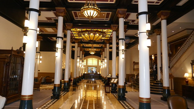The stunning Driskil Hotel