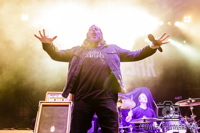 20180425 - Wage War Supporting Of Mice and Men - o2 Institute - 71