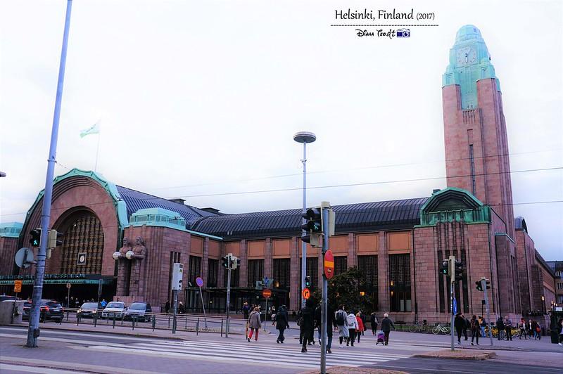 2017 Europe Helsinki Central Station-1
