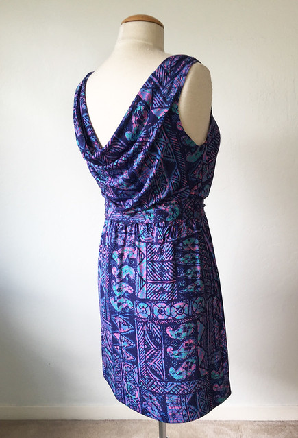 knit dress side view 2