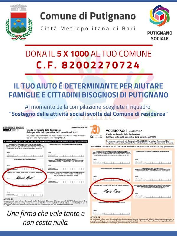 Putignano_5perMille 2