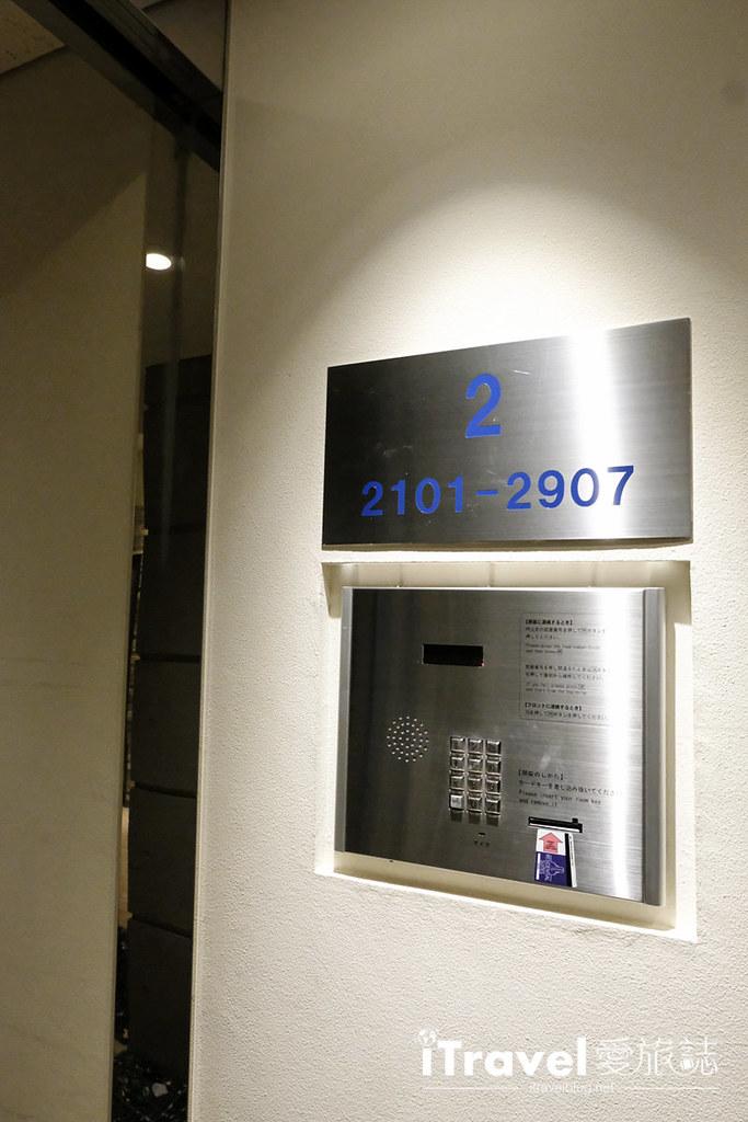 福冈饭店推荐 The Residential Suites Fukuoka (8)