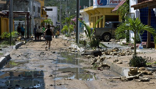 Losses after Hurricane Patricia