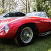 Kersey Mill, Drive It Day-Ferrari E.R.R.A Mondial 500