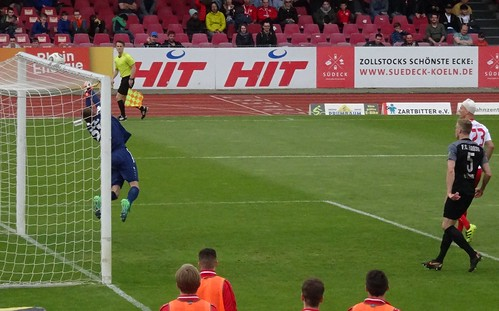 SC Fortuna Köln 0:0 F.C. Hansa Rostock
