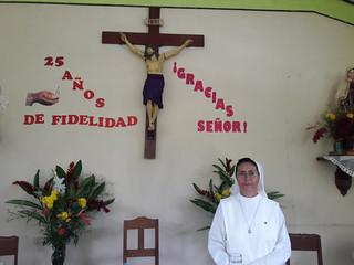 BODAS DE PLATA: M. TERESA AREVALO