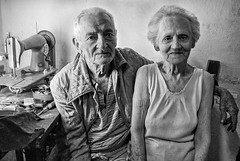 Cuban Couple by Ann Purdy