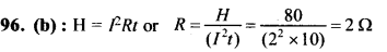 NEET AIPMT Physics Chapter Wise Solutions - Current Electricity explanation 96