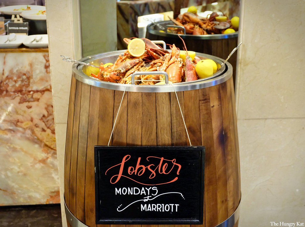 Fabulous The Hungry Kat Lobster Mondays Are The Best At Marriott Download Free Architecture Designs Scobabritishbridgeorg