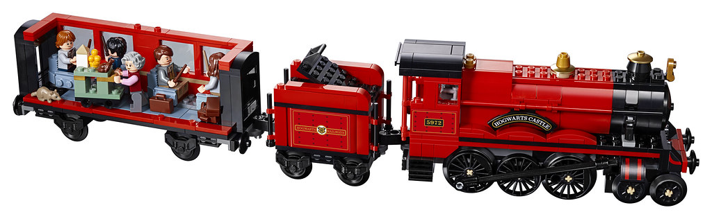 75955 Harry Potter Hogwarts Express Play