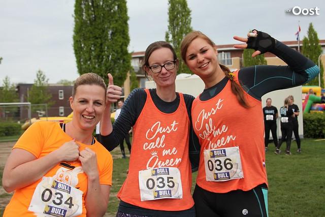 Orange Obstacle Run Den Ham