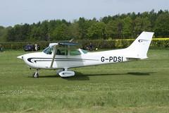 G-PDSI Cessna 172N (172-70420) Popham 040514