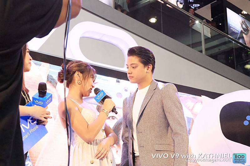 VIVO V9 KATHNIEL 24 ROD MAGARU