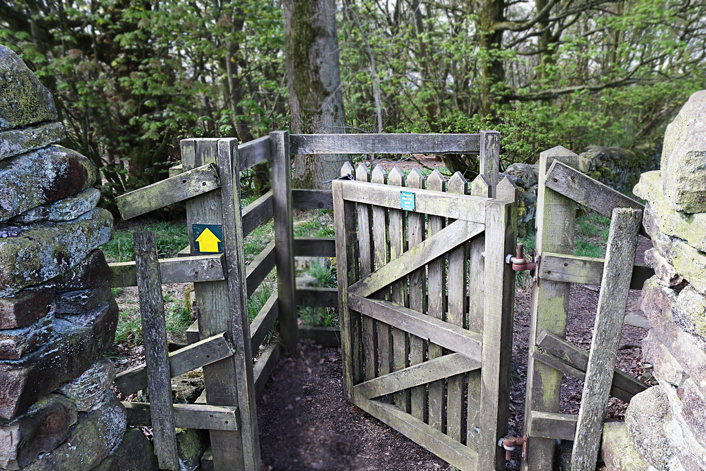 Gate, Hawksworth