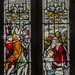 Holme Lacy, St Cuthbert's church window
